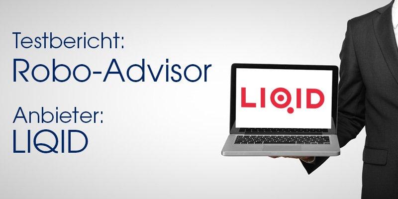 LIQID Robo-Advisor Test