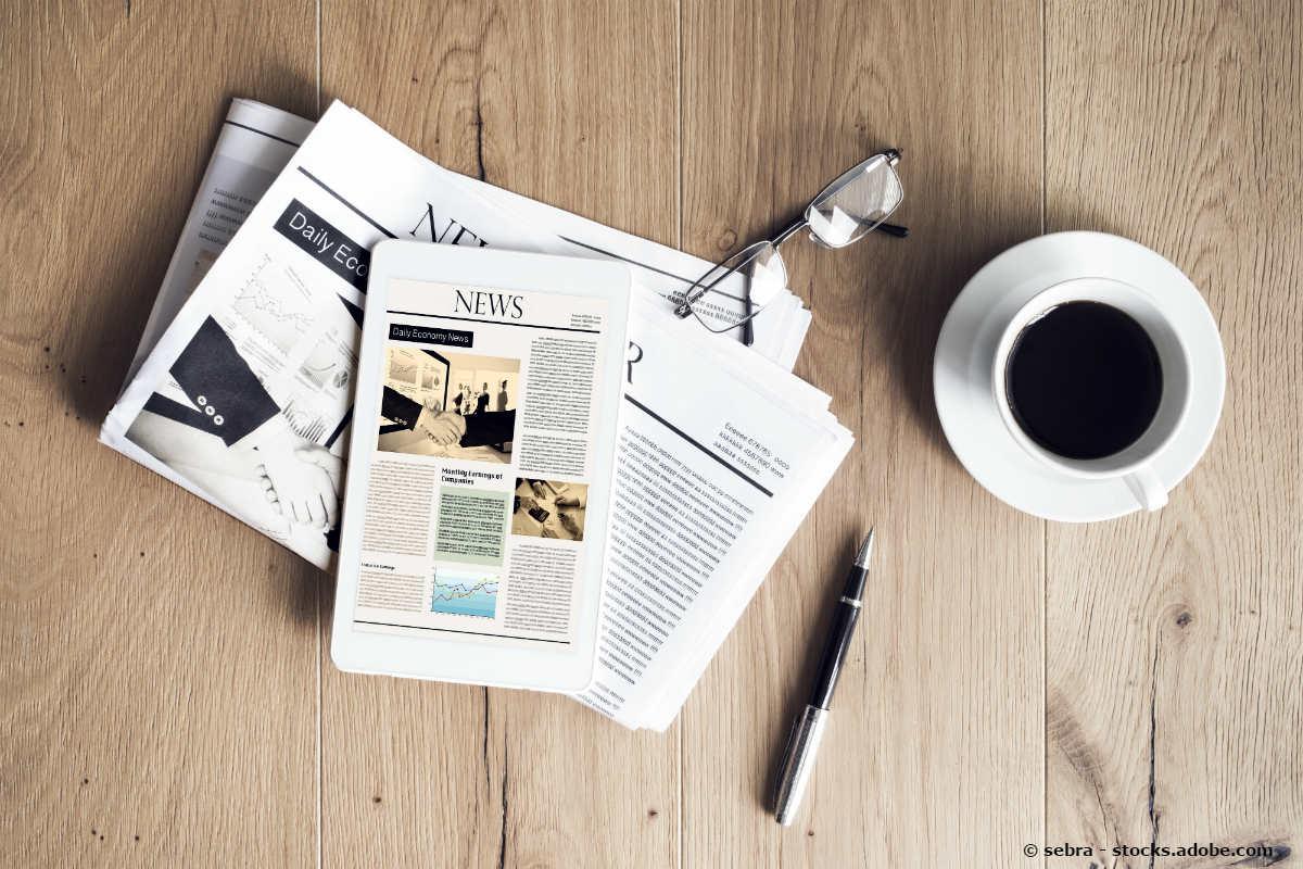 Medien-ETF: Bereit für den digitalen Wandel