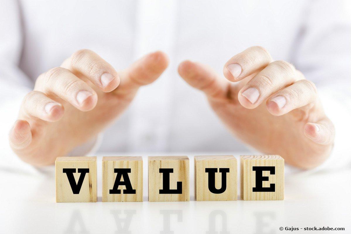 Value-ETF: In der Rally auf Werte setzen