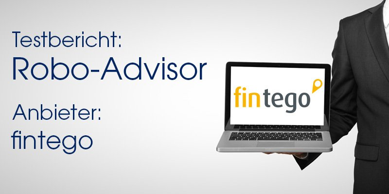 fintego Robo-Advisor Test