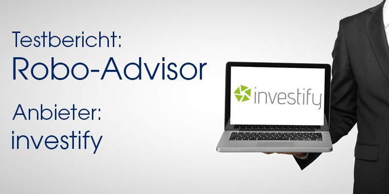investify Robo-Advisor Test