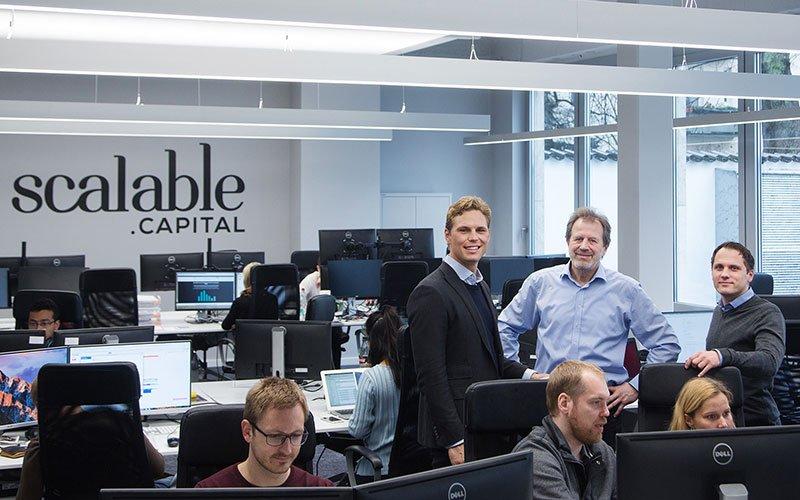 BlackRock beteiligt sich an Robo-Advisor Scalable Capital