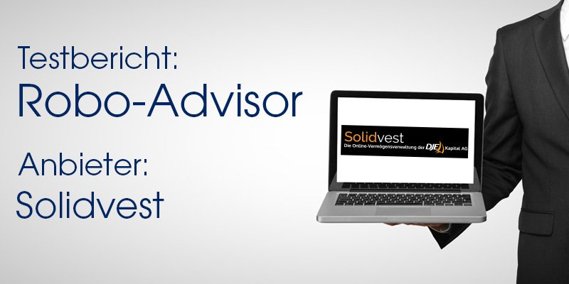 Solidvest Robo-Advisor Test