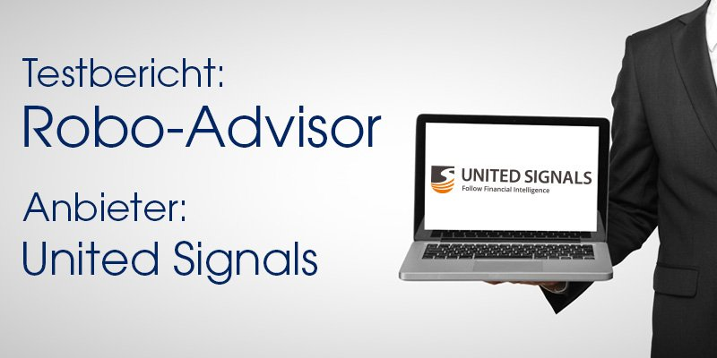 United Signals Robo-Advisor Test