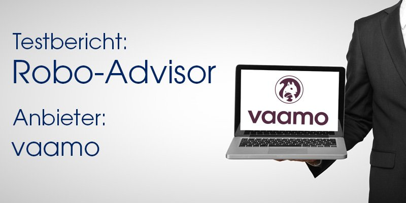 vaamo Robo-Advisor Test