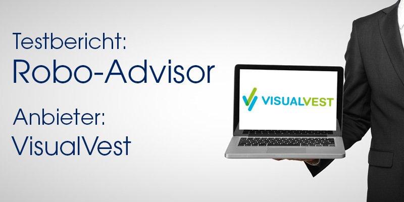 VisualVest Robo-Advisor Test