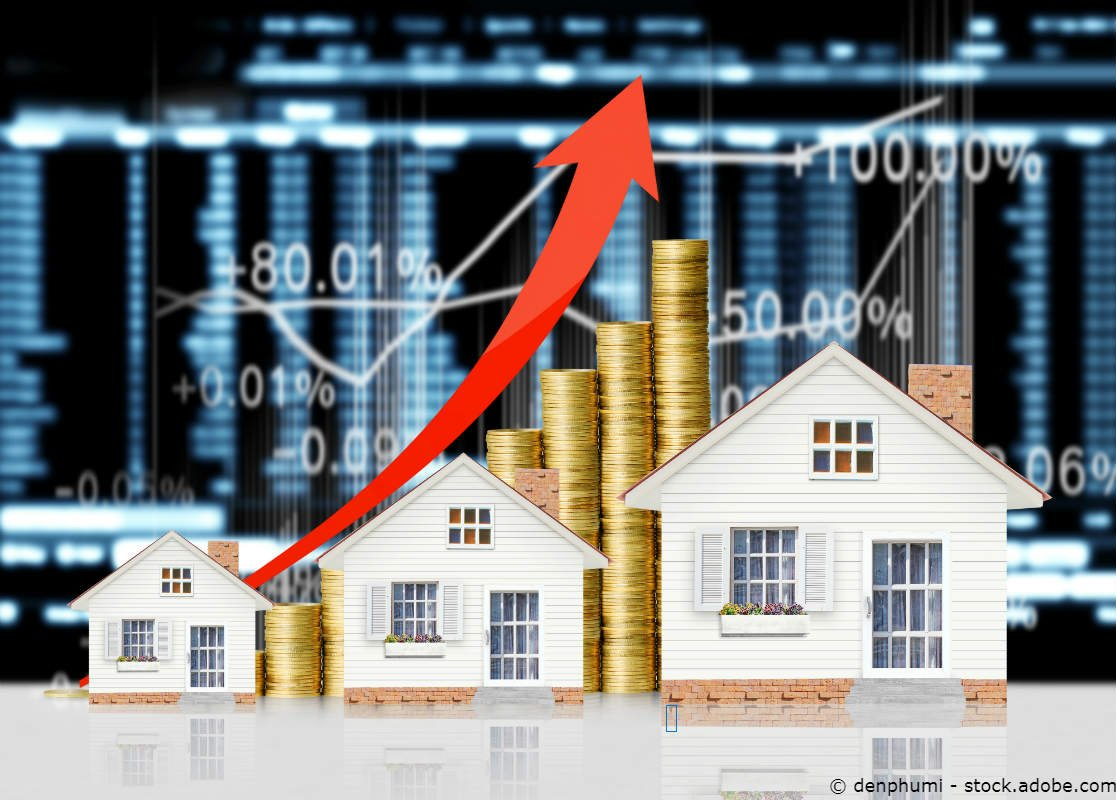 Immobilien-ETFs ohne Stress