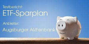 AAB ETF-Sparplan Test