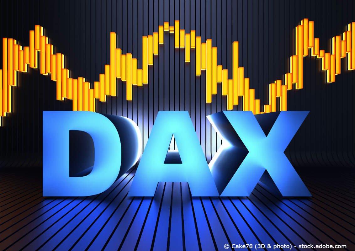 Dax bleibt im Klammergriff des starken Euro