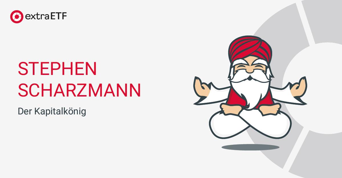 Stephen Schwarzman – Der Kapitalkönig