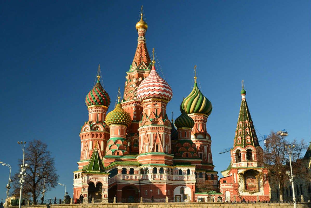 Russland: Riskant, aber kein Russisch Roulette