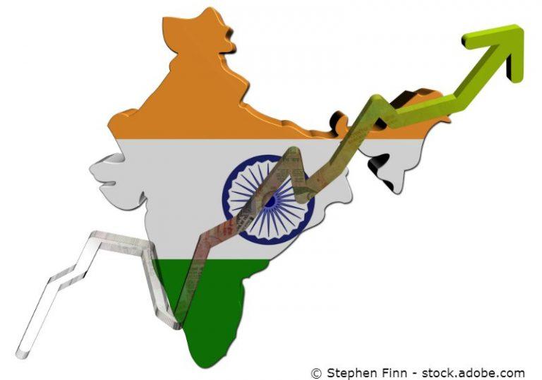 Indien hat ein Ass im Ärmel