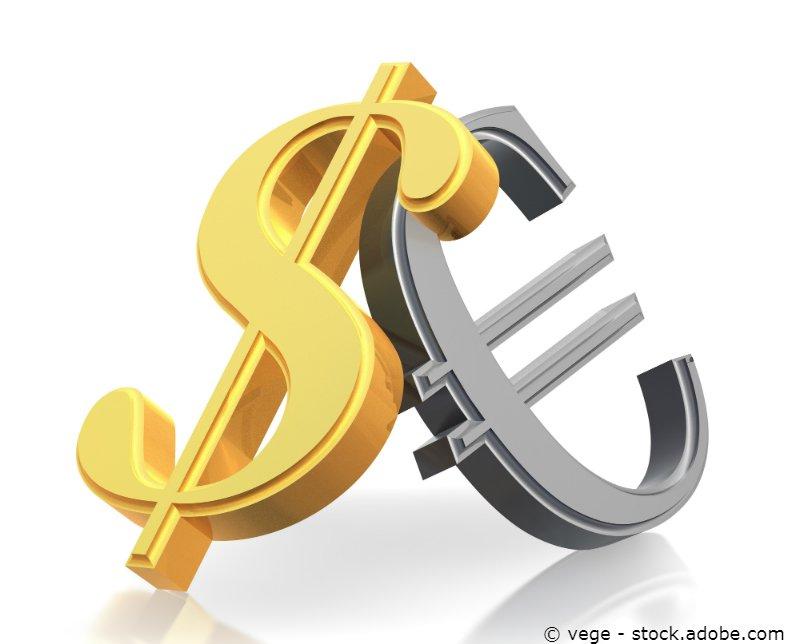 Euro oder Dollar – Pest oder Cholera