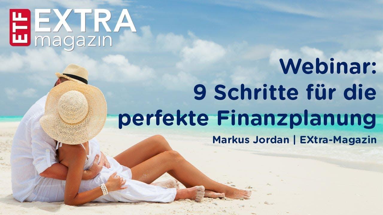 9 Schritte für die perfekte Finanzplanung