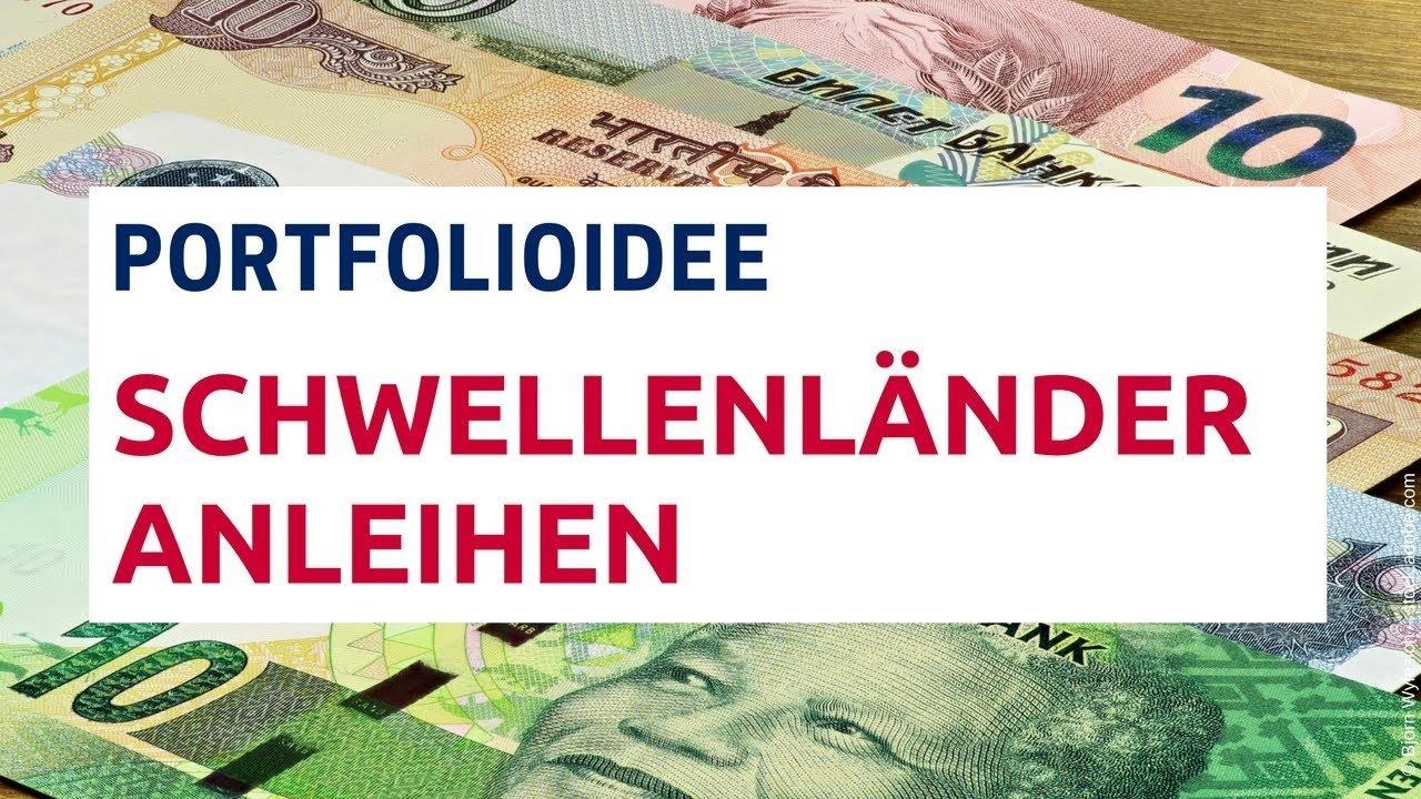 Schwellenländer-Anleihen über ETF im Depot beimischen?