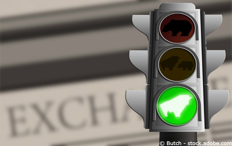 Dr. Max Schott: Noch steht die Ampel für die Aktienhausse auf Grün