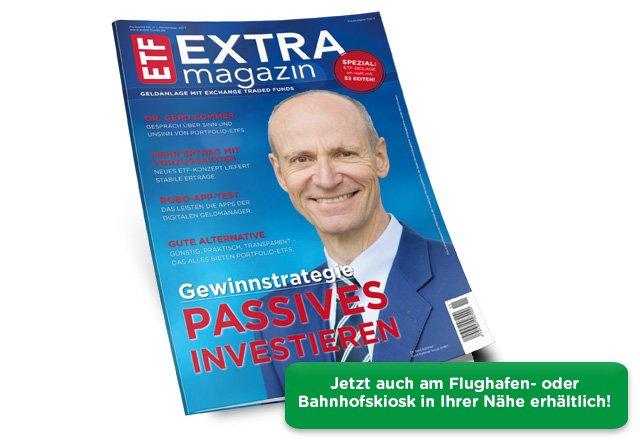 ETF-Anlagelösungen