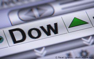 Dow Jones-ETF: Wenn's läuft, dann läuft's