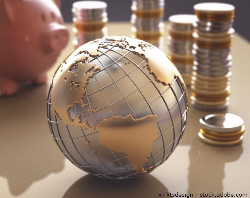 Welt-ETF: Mit ETFs gezielt Risiken streuen