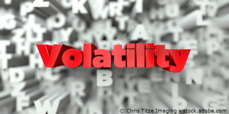 Volatilitäts-ETF: Portfolio auf Low Volatility ausrichten