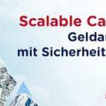 Scalable Capital - Geldanlage mit Sicherheitsnetz