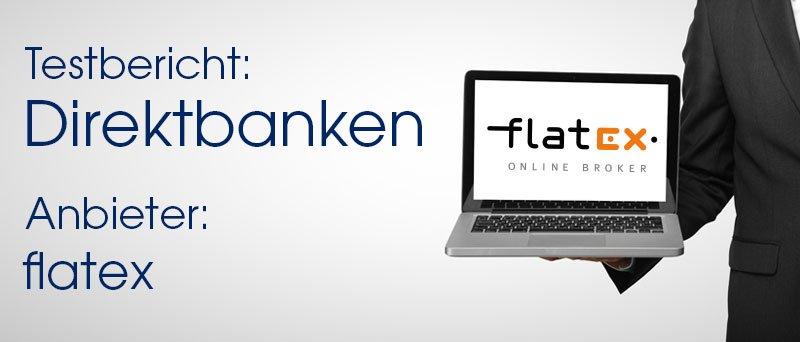 flatex Depot Test
