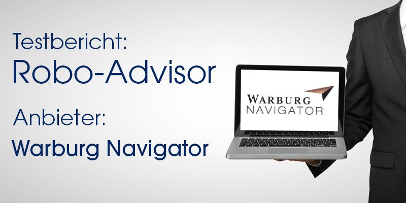 Warburg Navigator Robo-Advisor Test
