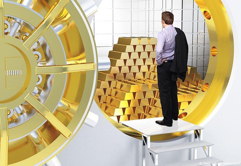Xetra-Gold steigert Bestände um 57 Tonnen Gold