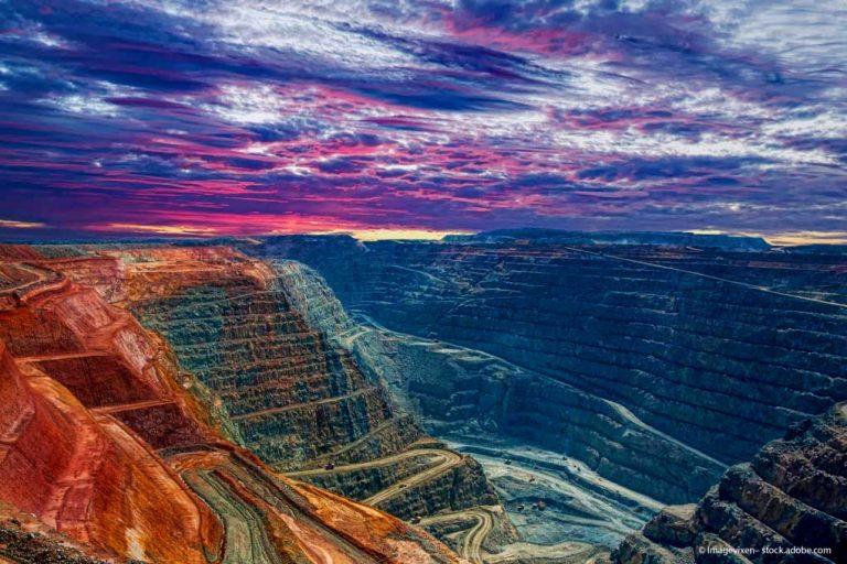 Goldmine-Australien