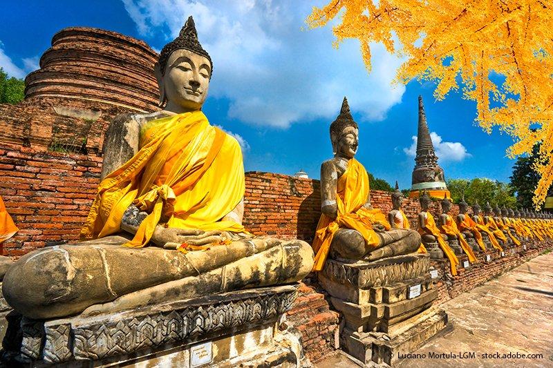 Thailand-ETF: Renditechancen im Land des Lächelns