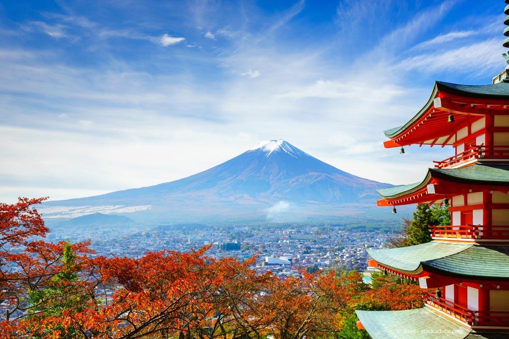 Japan bleibt aussichtsreich