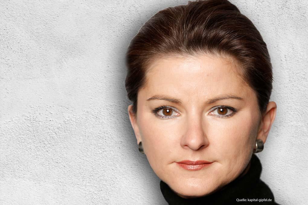 Jessica Schwarzer, Börsen-Chefkorrespondentin beim Handelsblatt.