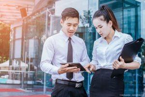 Die asiatischen Schwellenländer spielen bei Schlüsseltechnologien in der obersten Liga mit.