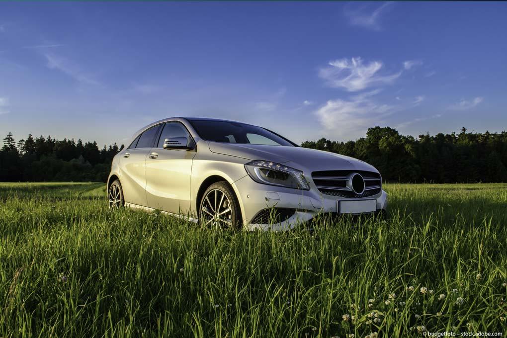 Automobil-Mercedes