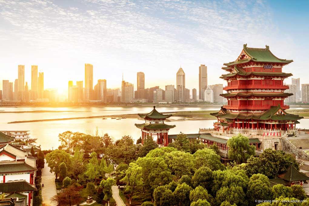 Der Handelsstreit zwischen den USA und China schaukelt sich hoch. Experten relativieren. Ein ETF könnte punkten.