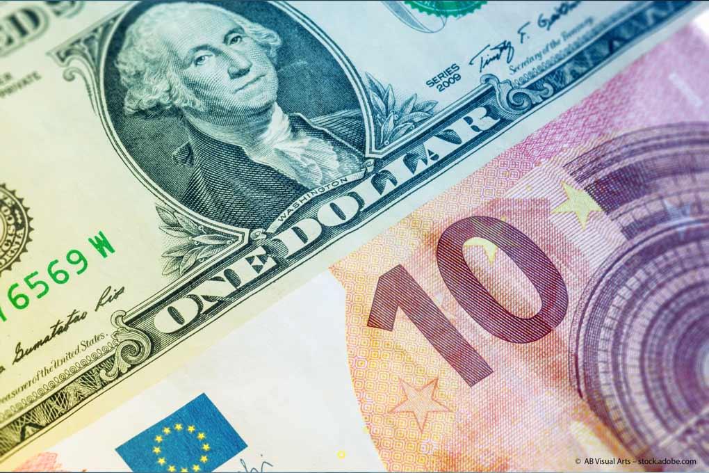 Dollar-Euro-ETF