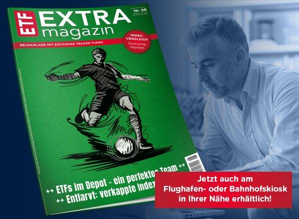 EXtra-Magazin Juni 2018