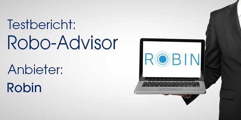 Robo-Advisor Robin im Test