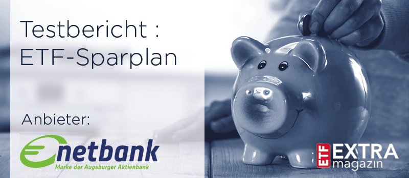 netbank ETF-Sparplantest
