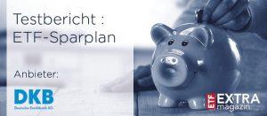 DKB ETF-Sparplantest