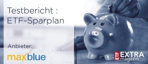 maxblue ETF-Sparplantest