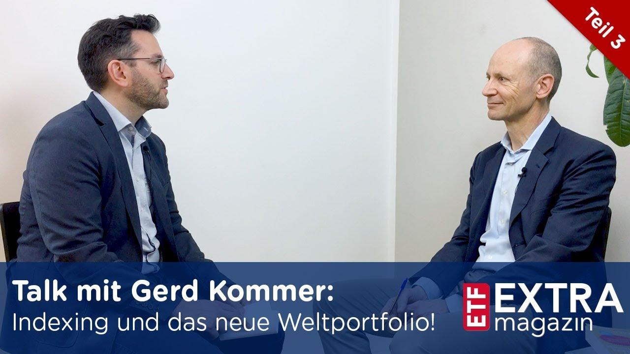 Indexing Weltportfolio