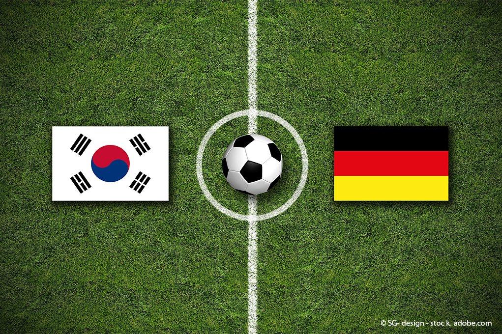Deutschland-Südkorea