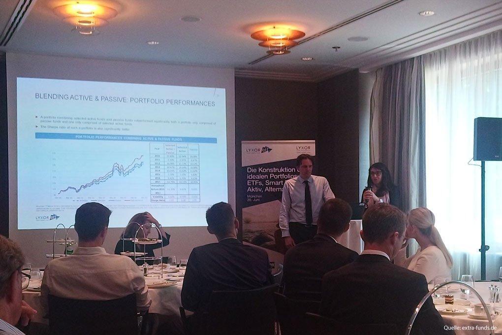 Das vergangenen Jahr 2017 lief wieder etwas besser für aktive Aktienmanager, so das Ergebnis einer in München vorgestellten Studie des ETF-Anbieters Lyxor.