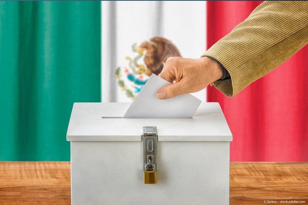 Der Handelsstreit mit den USA überschattet alles. Ein politischer Personalwechsel an der Spitze Mexikos könnte Bewegung in den Konflikt bringen.