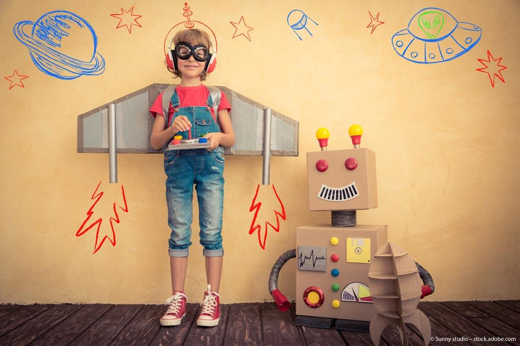 Obwohl es an den Börsen im Mai stürmisch zuging, hielten sich Themeninvestments rund um Roboter und Automatisierung blendend. Ein ETF bietet sich an.