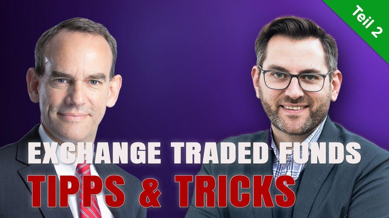 ComStage ETF Tipps & Tricks
