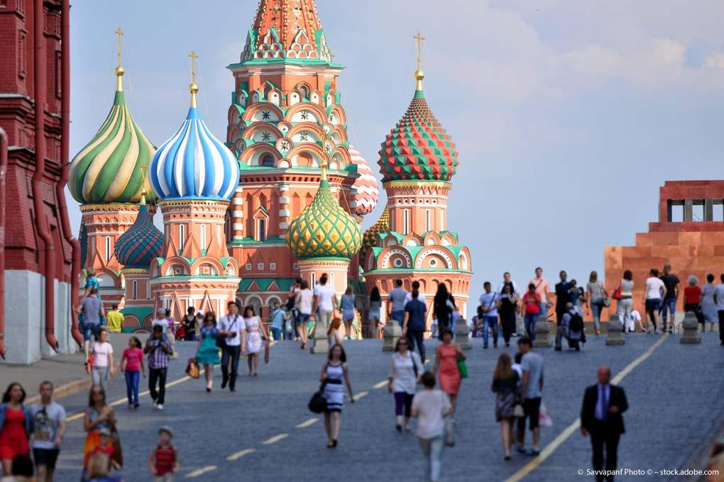 Moskau-Roter-Platz