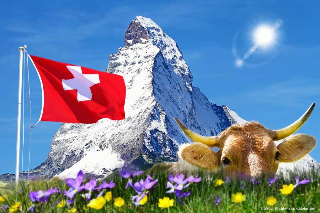 Schweiz-Matterhorn