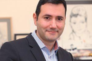 Nicola Yankov, geschäftsführender Gesellschafter und Präsident des Verwaltungsrats bei Expat Capital.